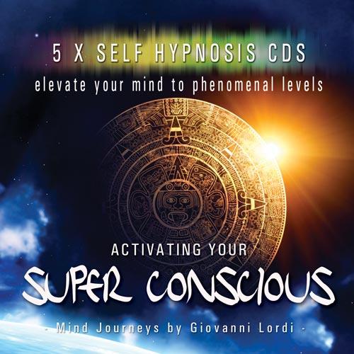 Super conscious cd cover