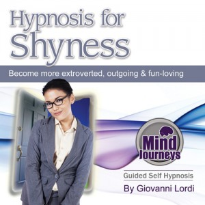 Shyness MP3 cover