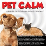Pet calm cd cover